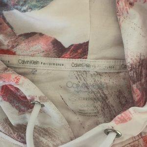 Calvin Klein cropped pullover